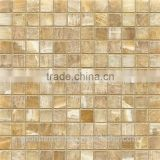 High Quality Yellow Onyx Mosaic Tiles For Bathroom/Flooring/Wall etc & Mosaic Tiles On Sale With Low Price