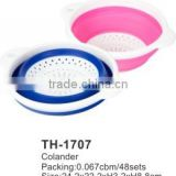 Hight Quanlity Folding Colander TH-1705