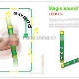 Magic sound sticks match cheering sticks