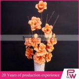 Wholesale high quality flower natural preserved flower wholesale silicone flowers artificial