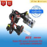 H11 HID xenon conversion kit 12V 35W/55W with high quality ballast