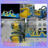 Top quality inflatable obstacle playground