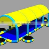 2014 new pvc tarpaulin Inflatable Water Pool with tent
