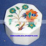 Marble Inlay Boxes Christmas Gift