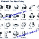 Galvanized Pipe Fittings Elbow, Tee, Bushing, Nipple, Plug, Socket, Union
