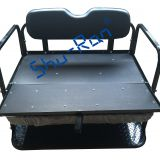 Golf Cart Accessories-Golf Cart Rear Seat Kit for EZGO RXV