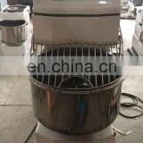 80L 35kg Commercial Flour Powder 2 Speed Spiral  Egg Mixing Machine Dough Mixer