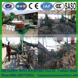 Film Crusher Plastic Waste pp pe Washing line/PP PE film washing recycling tires machine line