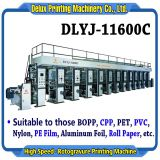 High Speed Computerized Automatic Rotogravure Printing Machine (DLYJ-11600C)
