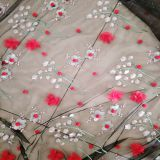 handmade lace beaded fabric for dresses wedding dress