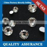 low price non hotfix strass rhinestone,strass non hot fix rhinestone for nail art decoration wedding dress phone cover