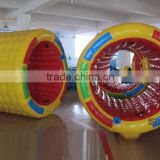 Good quality funny inflatable roller ball walk on water ball human inside hamster ball in pool