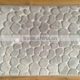 Momery foot massage mat pebble mat stone floor