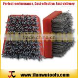 Frankfurt Antique Mixed Abrasive Brush for Stone