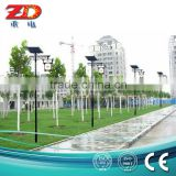 2-6m new design Q235 steel high lumen led popular hot sale solar yard light with high quality and low price