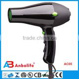 1875w Ac Motor Professional Far Infrared Negative Ionic Ceramic Hair Dryer