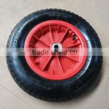 pneumatic wheelbarrow wheel rubber barrow wheel 3.25/3.00-8