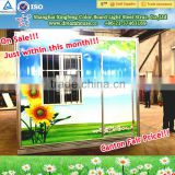 Quick install Folding container house/mobile collapsible folded portable house price/prefab storage folding container house