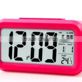 LED Alarm Clock,despertador Temperature Sounds Control LED display,electronic desktop Digital table clocks hot search