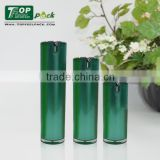 Hot Round Shape Cosmetic Airless Bottles 30ml Acrylic Airless Cosmetic Bottle Airless Cosmetic Bottles