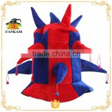 Halloween funny party clown hat crazy hat party ideas