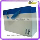 Customized High Quality Branded Retail Paper shopping Bag