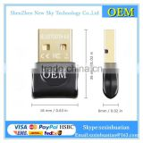 bluetooth a2dp mini usb dongle Broadcom bluetooth bcm20702 usb dongle micro bluetooth adapter dongle Black