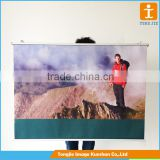 Custom made wall scroll hanging banner for Promotion Gifts                                                                         Quality Choice