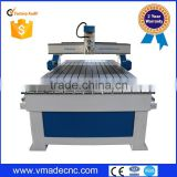 China best lowest price cnc wood furniture carving router/aluminum brass cutting cnc router for sale