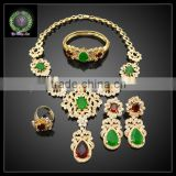 New Arrival 4pcs/set jewelry set,Party Jewelry set for woman'dress BHK640