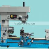 3 in 1 multi-purpose drilling milling lathe combo drillig milling lathe machine