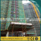 Guangzhou Fall Protection Green Safety Net/ Buiding Safety Net/ Fire Resistant Safety Net