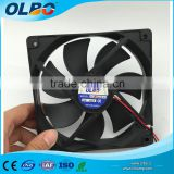 OLBO 12025 National 120mm 120x120 Laptop 12V 24V DC Axial Flow High Quality Cooler Fan 120x120x25 mm DC12B12025M