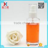 100ml elegance body nature lotion pump bottle and face care cream glass jar                                                                                                         Supplier's Choice