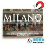 MILANO cenacolo Iron Fridge Magnets Tourist souvenirs Guaranteed 100% Free Custom Logo