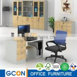 New Design MDF Luxury Solid Wood Table Modular Office Furniture Modern CEO Executive Desk Import From China