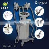 2013 Famous sculpting freezing fat loss & Cryo lipo laser slimming machine