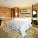 Modern luxury used hotel lobby furniture/bedroom suite furniture/hotel bedroom set ZP-KF28A