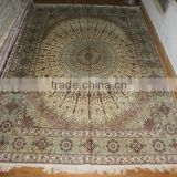 china carpet factory indian classic rug hand knotted silk carpet