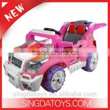 INquiry about 4 Channels Storage Batteries R/C Ride-on Car HT-99850