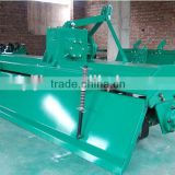 Professional middle gear transmission stubble cleaning rotary tiller for dry and paddy land