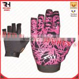 Ladies Cycling Gloves, Best Short Finger Biking Gloves For womens