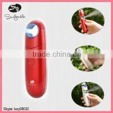 Factory price handy Moisturing Face Nano Water Tank Facial Sprayer sprayer , nano facial spray machine
