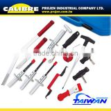 CALIBRE 14pc Automobile Glass & Windshield Removal Tool Kit