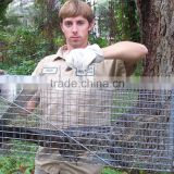 welded rabbit farming cage Type and galvanized iron wire Material rabbit breeding cages