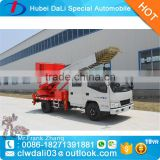 hydraulic ladder move house truck for moving serve