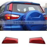 12V LED Tail Lights Modified Column Lamp For Ford Ecosport 2014 2015 Upright Tail Brake Rear Parking Clearance Lights