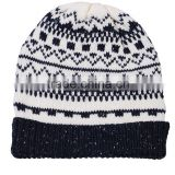 China Wholesale mens knitted acrylic beanie hats