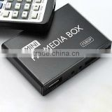 HD1080B 1080p Full-HD Ultra Portable Digital Media Player For USB Drives and SD Cards *HDMI INCLUDED* - Black