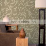York Wall coverings Friends Forever JE3510B Peace & Love Sign Pre-pasted Wallpaper Border, Brown Background/Dark Pastels